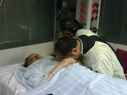 ibu masuk rumah sakit
